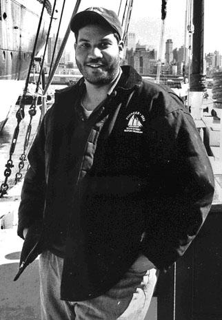 Captain Aaron Singh