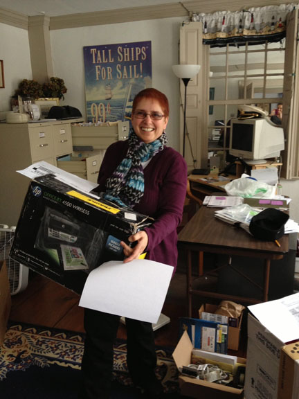 Printer, essential