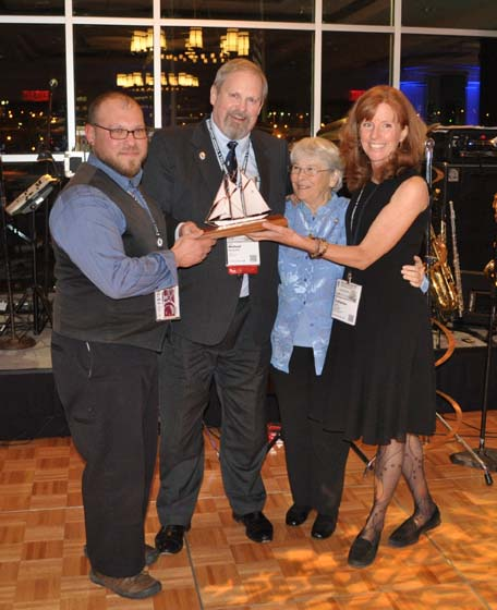 Sea Education Program of the Year, Sound Experience aboard Schooner Adventuress