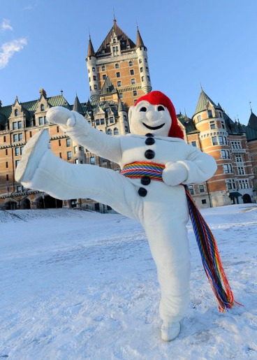 Bonhomme Carnaval Photo Credit Le Journal de Montreal