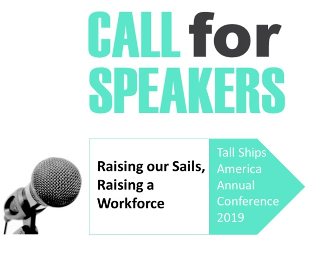 Call for presenters 2019