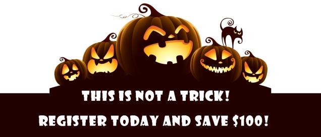 Pumpkins not a trick